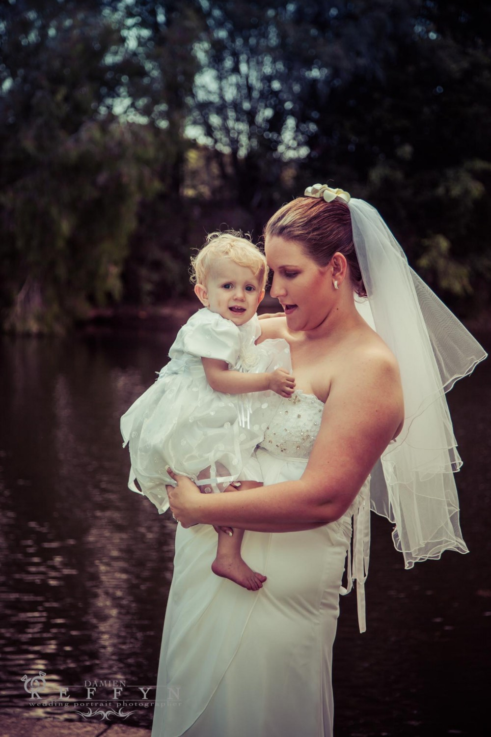 Kylie Eric Quiet Garden Wedding Brisbane Queensland, Bush Wedding Photographer, Caboolture Photographer, Centenary Lakes Photographer
