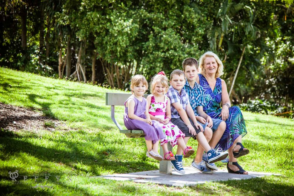 Family Portrait Photography Morayfield Queensland, Caboolture Photographer, Garden Portraits, Morayfield Photographer, Queensland Photographer