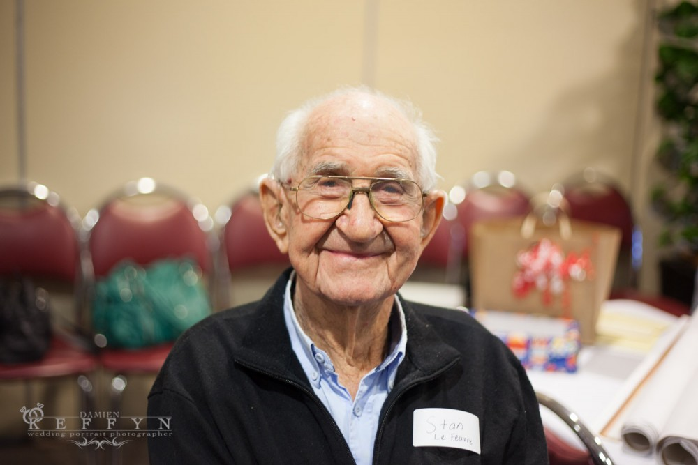 Stanley Le Feuvre 100 years young Centenary Lakes Queensland, Portrait Photographer, Portrait Photography, Damien Keffyn Photography Sunshine Coast, Brisbane, Gold Coast, Queensland, Australia, International