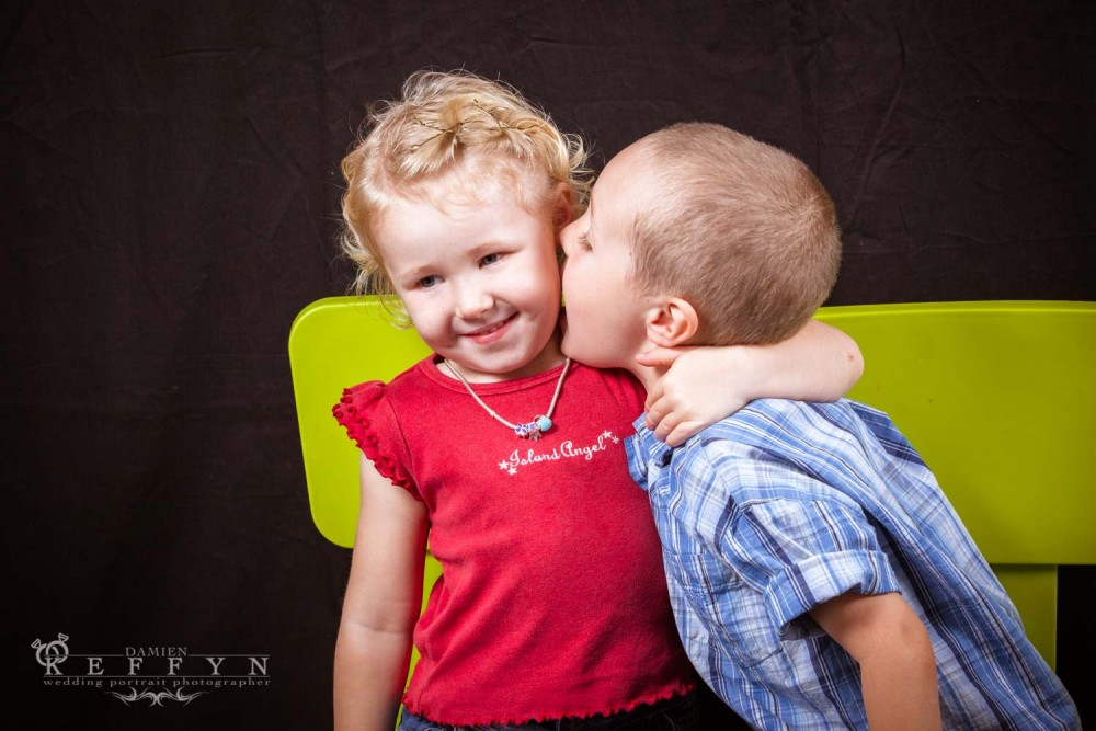 Fun Children Studio Portraits Gold Coast Queensland, Australia Photographer, Carrera Photographer, Family Portrait Photographer, Gold Coast Photographer