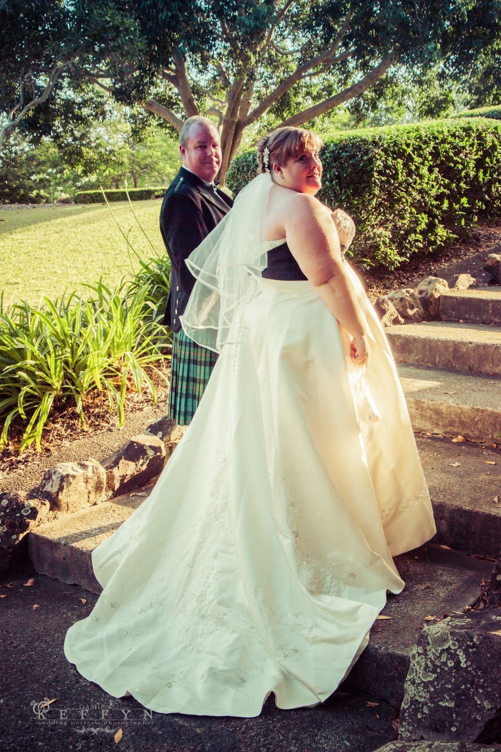Celtic wedding North Brisbane Australia, Sunshine Coast, Gold Coast, Brisbane, Wedding Portrait Maternity Family Photographer Damien Keffyn AIPP